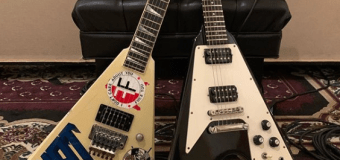 Anthrax: Scott Ian's '80s Guitar Rig Setup – Fistful, Spreading, S.O.D., Among the Living, Euphoria, Presistence