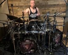 Cradle of Filth: New Album 2020 Update – Drum Tracks Complete