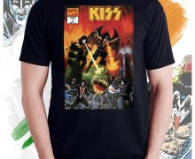 KISS – Marvel Collection – T-Shirts
