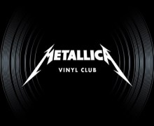Metallica Introduces The Metallica Vinyl Club