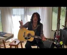 "Paul Stanley Sings ""Every Time I Look At You,"" Talks Martin Guitars, 'REVENGE' & Staying Home 2020"