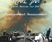 "Pearl Jam Postpone 2020 North American Tour Due To Coronavirus – ""In Seattle What We Are Witnessing We Would Not Wish For Anyone"""