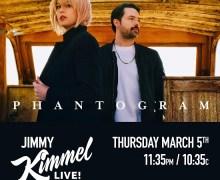 Phantogram on Jimmy Kimmel Live 2020
