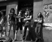 Ex-Atlantic Records Exec Phil Carson Talks About Signing AC/DC