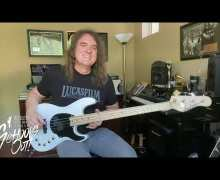 "David Ellefson: Megadeth ""Trust"" Bass Lesson – VIDEO"