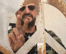 Ringo Starr:  Tune In To The Beatles YouTube Channel April 25th