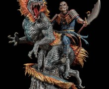 Iron Maiden The Book of Souls World Tour Statue 2020