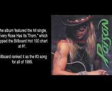"Tom Werman Talks Poison ""Every Rose,"" Twisted Sister, Mötley Crüe, Album Sales- full in bloom Interview Excerpt"