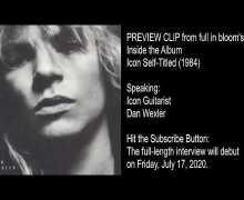 Icon Guitarist Dan Wexler Talks 1984 Self-Titled Album, Mike Varney – PREVIEW Interview Clip
