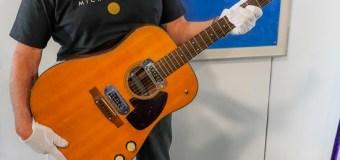 RØDE Microphones Founder Peter Freedman Bought Kurt Cobain's 'MTV Unplugged' Guitar