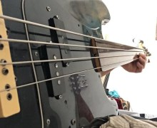"Tony Franklin: ""Why a passive Fender P Bass pick up?"""