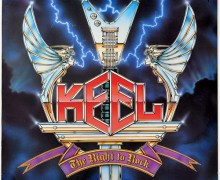 KEEL 'The Right to Rock' Inside the Album w/ Guitarist Marc Ferrari – The full in bloom Interview 2020