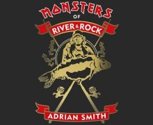 Iron Maiden Guitarist Adrian Smith: 'Monsters of River & Rock' NEW Fishing Book Announcement 2020