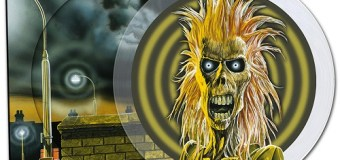 Iron Maiden: Self-Titled 1980 Debut Album Gets Special Edition Clear Vinyl / LP Release