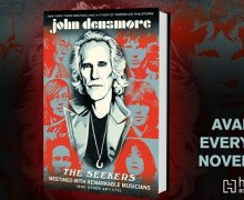The Doors: John Densmore 'The Seekers' – New Book 2020