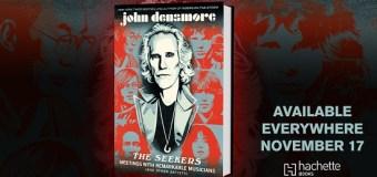 The Doors: John Densmore 'The Seekers' – New Book 2020