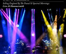 "Steve Hackett: 'Selling England By The Pound &  Spectral Mornings: Live at Hammersmith' + ""Déja Vu"""