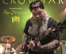 Crowbar Live Stream 2020 w/ The Obsessed – Get Tickets & Merch Bundles