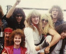 Twisted Sister's Dee Snider Freaks Out After Producer Tom Werman Suggests Saxon Cover for the 'Stay Hungry' Album