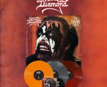 King Diamond 'The Dark Sides' CD / LP Special Edition