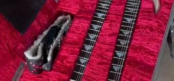 Lita Ford Talks B.C. Rich Bich Guitars – VIDEO