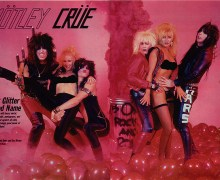 The 1982 Mötley Crüe OUI Magazine Photo Shoot w/ Mark Weiss Interview Excerpt + Nikki Sixx, Tommy Lee, Vince Neil Ozzy