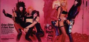The 1982 Mötley Crüe OUI Magazine Photo Shoot w/ Mark Weiss Interview Excerpt + Nikki Sixx, Tommy Lee, Vince Neil Ozzy