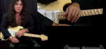 Yngwie Malmsteen Guitar Lesson – Arpeggios I & II