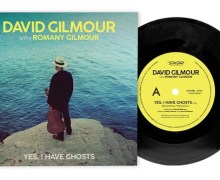 "David Gilmour ""Yes, I Have Ghosts"" Single Gets 7″ Vinyl Release – Record Store Day – Black Friday 2020"