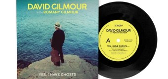 """David Gilmour """"Yes, I Have Ghosts"""" Single Gets 7″ Vinyl Release – Record Store Day – Black Friday 2020"""