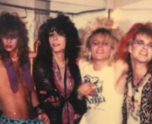 Poison: The First Show w/ C.C. DeVille @ The Palace