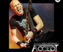Accept Guitarist Wolf Hoffmann Debuts Official Reverb Shop