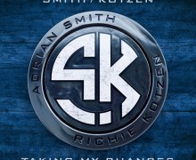 "Iron Maiden's Adrian Smith w/ Richie Kotzen New Song 2020 – Listen – ""Taking My Chances"""