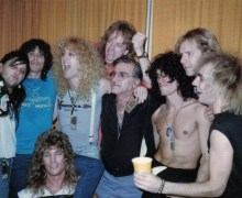 Black 'N Blue Drummer Talks Aerosmith 1984 'Back in the Saddle' Tour, Steven Tyler, Rehab, Pete Holmes Interview Excerpt Remastered