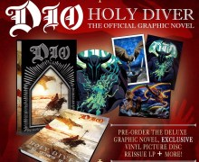 Dio 'Holy Diver' LP/Vinyl Picture Disc + Graphic Novel – Deluxe Edition