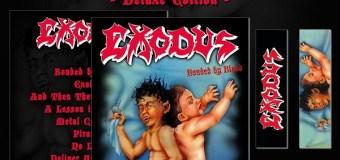 Exodus 'Bonded by Blood' Guitar Tablature/Tab Book