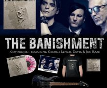 The Banishment Featuring George Lynch NEW SONG Announce Debut Album w/ Devix, Joe Haze – 2021