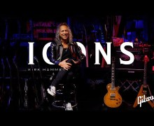 Metallica's Kirk Hammett: Gibson TV 'Icons' Interview – 2020
