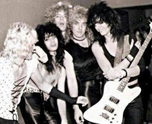 "Lizzie Grey PART 2 – Talks Nikki Sixx, Mötley Crüe's ""Public Enemy #1,"" Spiders & Snakes, London"