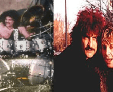Carmine Appice Talks Blue Murder, John Sykes, Ozzy & Sharon, Bark at the Moon, Jake E Lee, Interview Excerpt