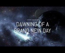 "John Sykes: ""Dawning of a Brand New Day"" NEW SONG/ALBUM 2021 – Lyric VIDEO"
