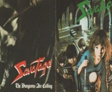 Savatage: Stream 'Sirens' & 'Dungeons Are Calling' for the 1st Time in the US on Spotify, Apple Music, Deezer – 2021