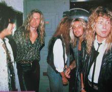 """NEW: The Whitesnake 1987 Tour/Album with Adrian Vandenberg – Talks Vivian Campbell, John Sykes, Motley Crue, """"Here I Go Again"""" – full in bloom Interview 2021"""