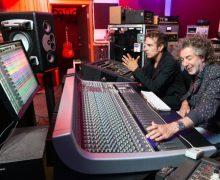 "Keyboardist Derek Sherinian: ""Solo Record #9 Writing Has Begun!"" In the Studio w/ Simon Phillips – New Album News – 2021"