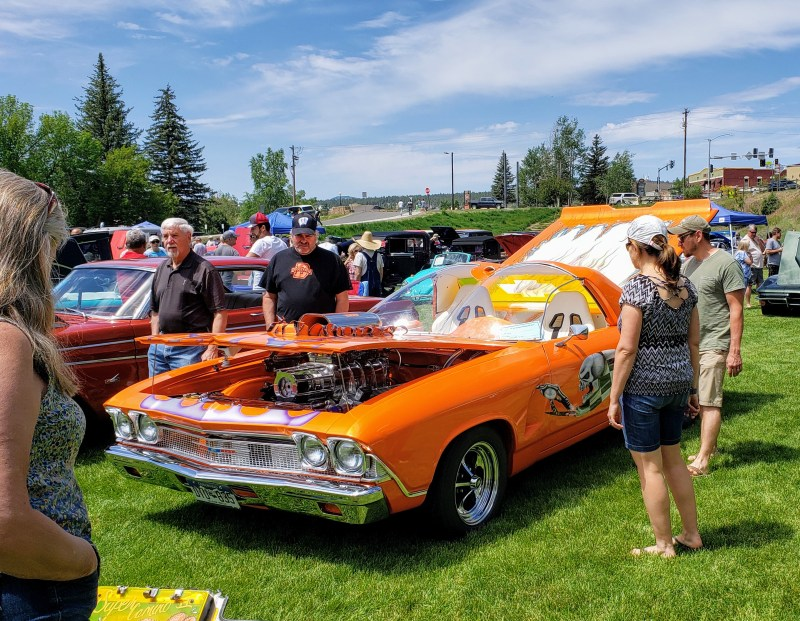 Best of the car show 2019 summer