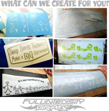 what decals can we create for you