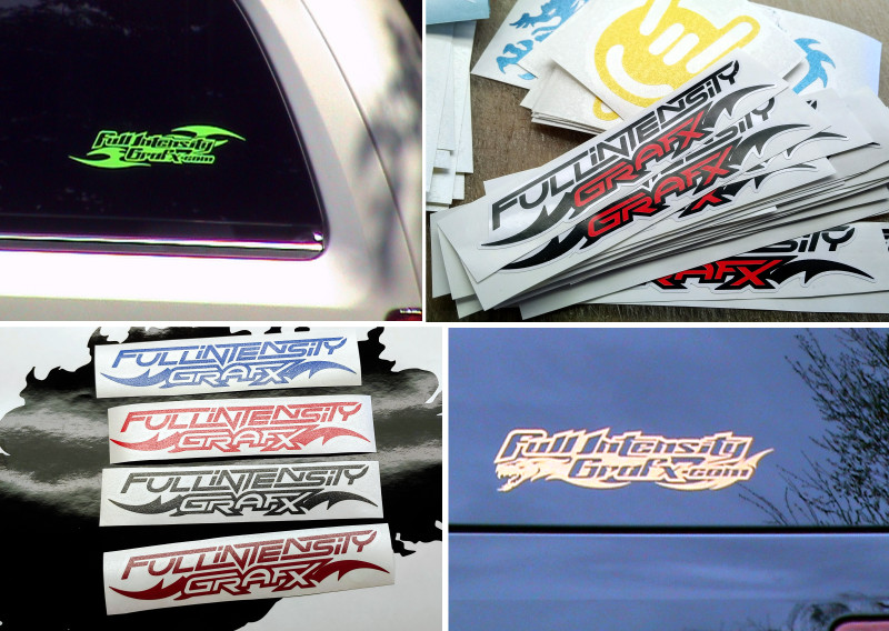 full intensity graphics logo decal