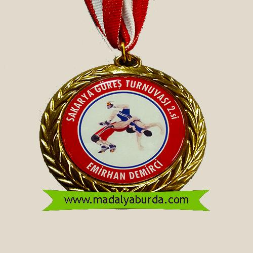 güreş madalyası