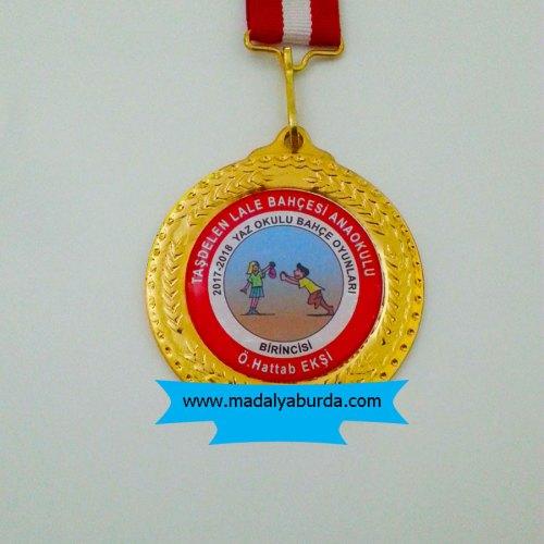 ana okulu-madalyası