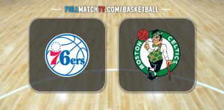 Philadelphia 76ers vs Boston Celtics